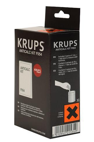 Σκόνη αφαλάτωσης KRUPS F054