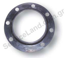 Φλάτζα αντίστασης θερμοσιφώνου στρογγυλή με 8 τρύπες Φ12