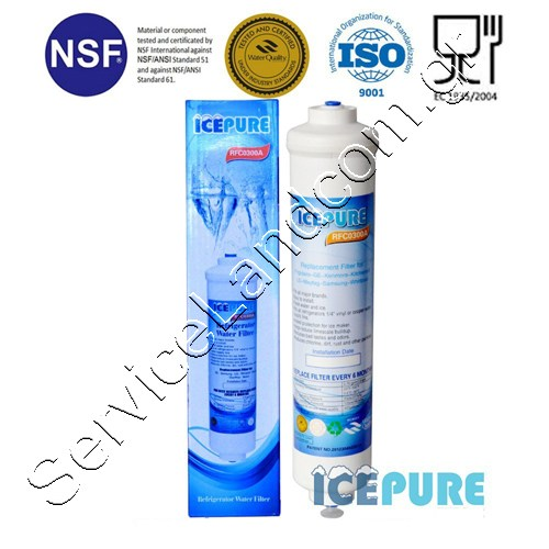 UNIVERSAL REFRIGERATORS  WATER FILTER
